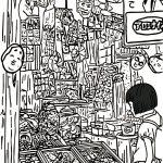 駄菓子屋制作過程②